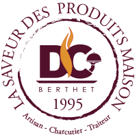 DC Berthet Traiteur Logo